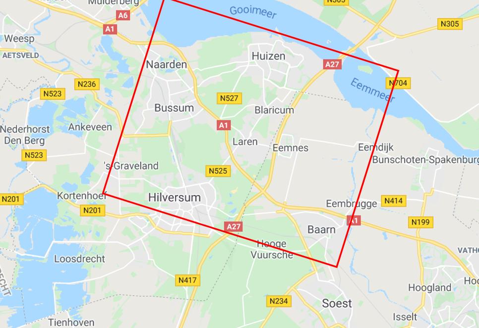 Roofy Dakdekkers is gevestigd in Hilversum