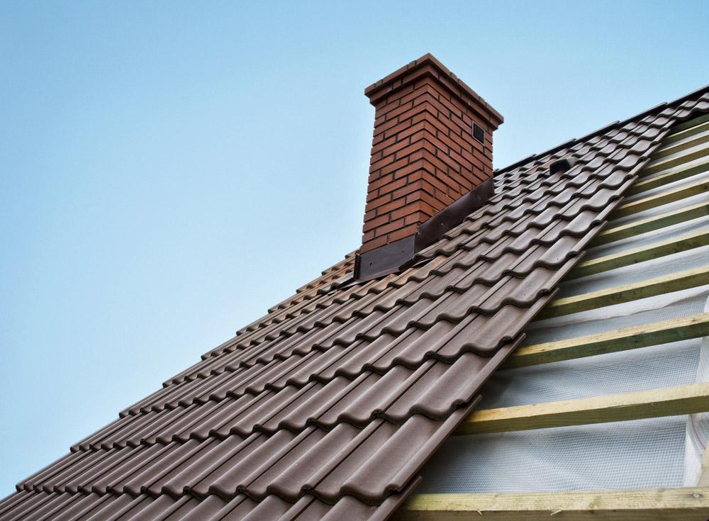 Nieuw dakpannen